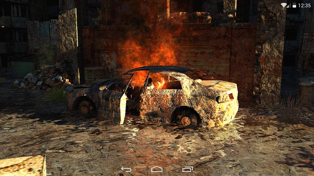 Apocalypse 3D LWP- screenshot