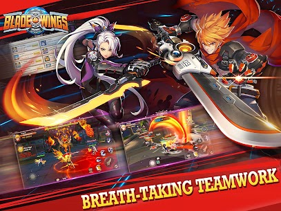 Blade & Wings: 3D Fantasy Anime of Fate & Legends Apk Download For Android and Iphone 4