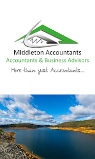 Middleton Accountants- screenshot thumbnail