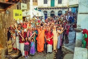 Indradyumna Swami's Parikrama 2017