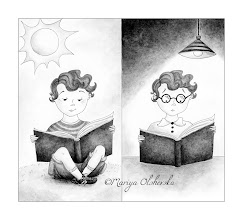 "Photo: ""Soak Up the Sun"" - black inks - July 2011"
