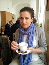 Photo: 16.6.2013 První vranovská farní kavárna