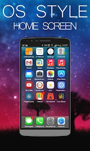 OS 10 Launcher for Iphone 7 for PC-Windows 7,8,10 and Mac apk screenshot 1