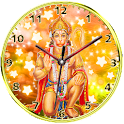 Lord Hanuman Clock icon