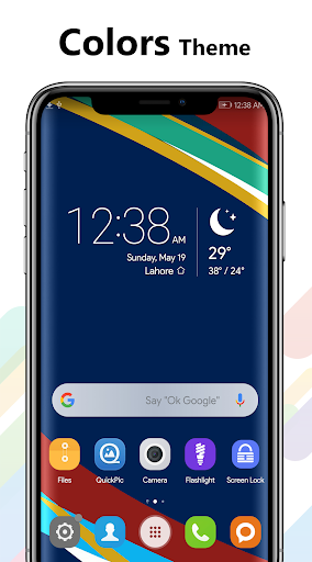 Colors Theme for Huawei/Honor/Emui App Report on Mobile Action - App