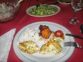 Photo: frittatine di tofu e verdure piccantissime