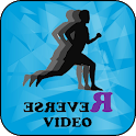 Reverse Video FX With Music Maker icon