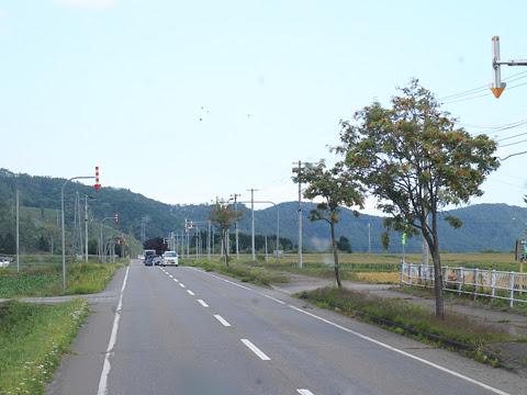 網走観光交通「まりも急行札幌号」 ・369 車窓 その11