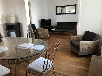 Appartement meublé 3 pièces 106 m2