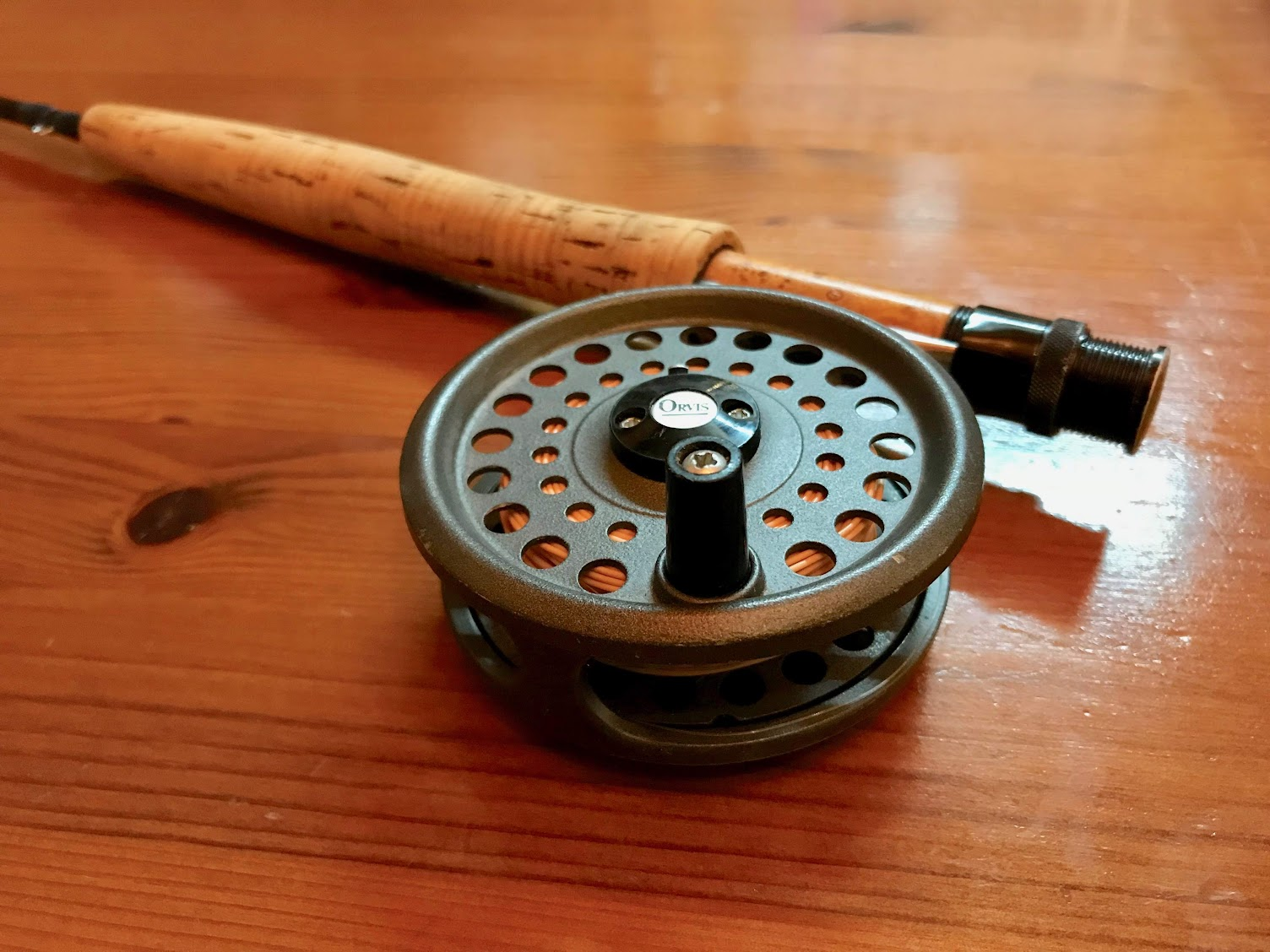 Orvis Clearwater Fly Reel