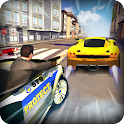 Police Chase Criminals 3D icon
