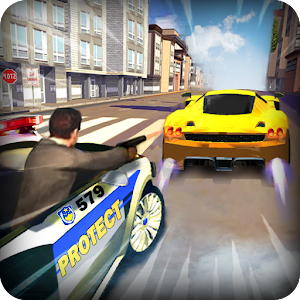 Police Chase Criminals 3D for PC and MAC