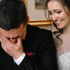 Wedding photographer Nazar Voyushin (NazarVoyushin). Photo of 20.09.2017