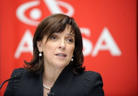 Absa CEO Maria Ramos. Picture: FINANCIAL MAIL