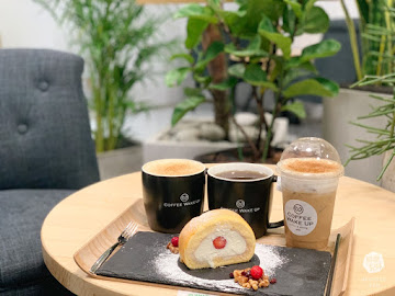 Coffee Wake Up 咖啡覺醒