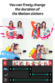 Vimo - Video Motion Sticker and Text
