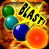 Flaming Ball Blast