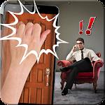 Knock on door prank Icon