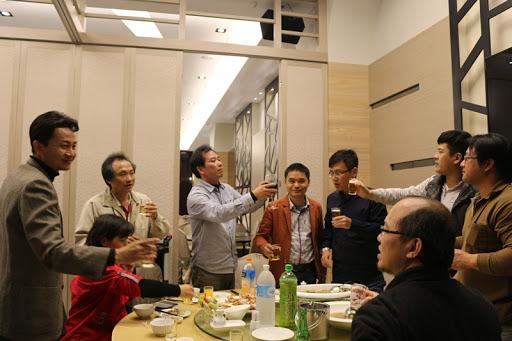 1031224第九屆第四次理監事開會聚餐