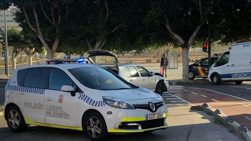 La Policía Local cuenta las excusas de los almerienses para saltarse el confinamiento.