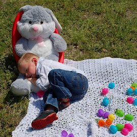 It's Been A Big Day by Philip Molyneux - Public Holidays Easter (  )