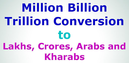 Million Billion Converter 1 (Android) - Download APK