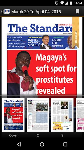 The Standard News Zimbabwe  screenshots 4