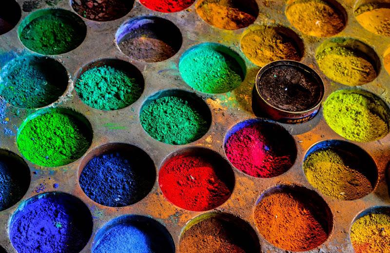 Sostanza dell'arcobaleno di teo85