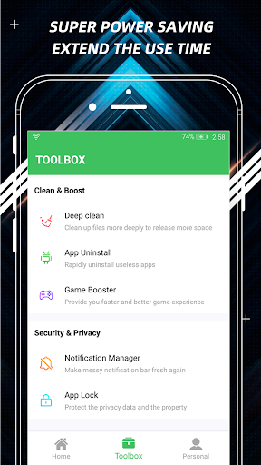 Phone Cleaner Free screenshot 2