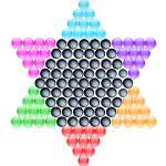 Chinese Checkers - HD/Tablet Icon