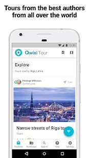 Qwixi tour - náhled