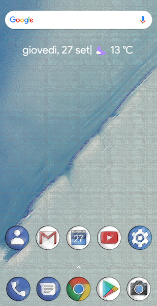 PIXEL VINTAGE - ICON PACK Screenshot Image