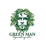 Green Man None More Black