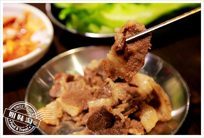 槿韓食堂-烤牛五花