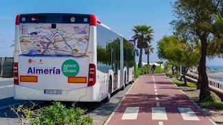 Al Centro Comercial Torrecárdenas se podrá ir en autobús.