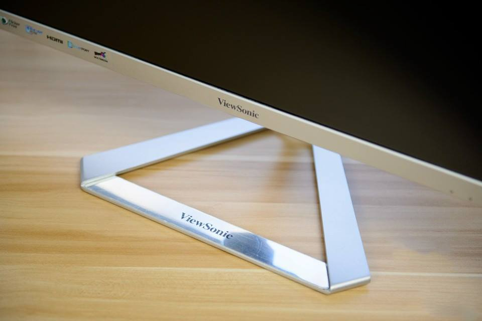 ViewSonic ra mắt màn hình VX2776-SMHD: Thiết kế đẹp, hình ảnh sống động