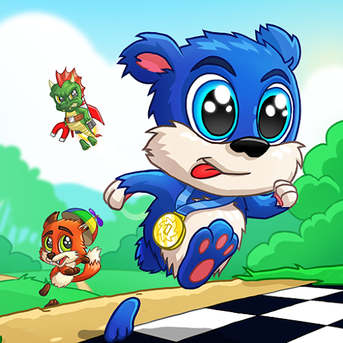 Fun Run 3 - Multiplayer Games 3.0.6