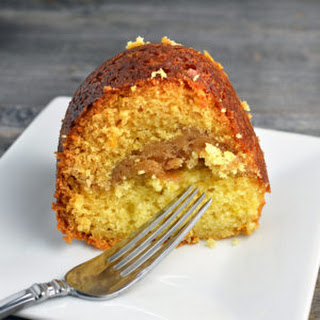 Italian Ricotta Cake With A Spin