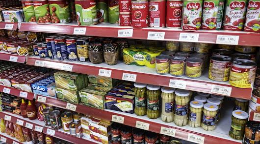 Lo que puedas ahorrar en la cesta de la compra según el supermercado que elijas