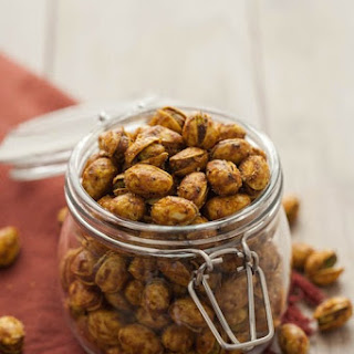 Curry-Roasted Pistachios.