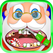 Christmas Dentist Office Santa - Doctor Xmas Games