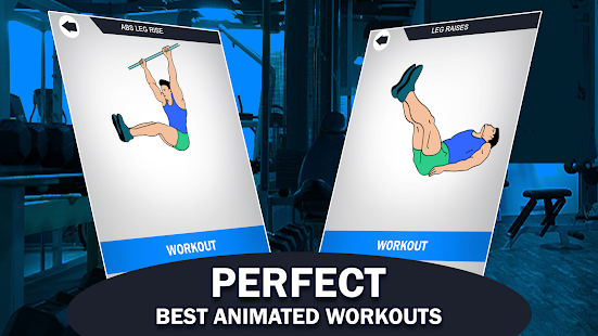 Gym Body – Perfect Fitness Workouts, Handy trainer 2