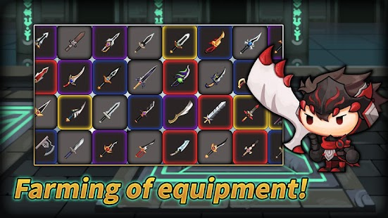 Tower of Farming - idle RPG (Soul Event) Screenshot