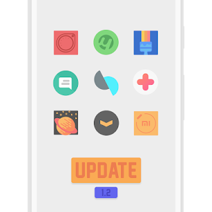RUSH Icon Pack 1.1 [Premium Unlocked] Cracked Apk 1