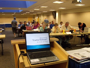 Photo: Computer Boot Camp at FMCA Convention in Bowling Green