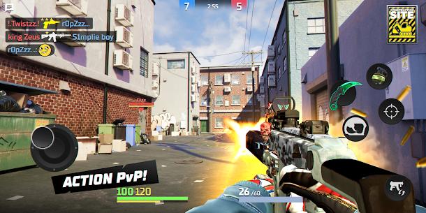 Action Strike: Online PvP FPS MOD APK (Unlimited Money) 1
