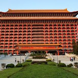The Grand Hotel in Taipei, Taiwan in Taipei, T'ai-pei county, Taiwan