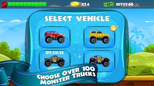 Best Monster Truck Climb Up 1.5 screenshots 6