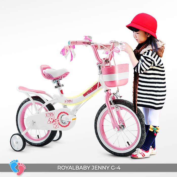 Xe đạp RoyalBaby Jenny G-4 3