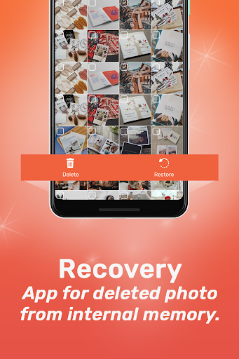 Recover deleted photos - Best photo recovery app 1.0.0 screenshots 2